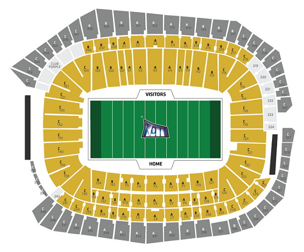 Superbowl 52 tickets 2018 superbowl tickets