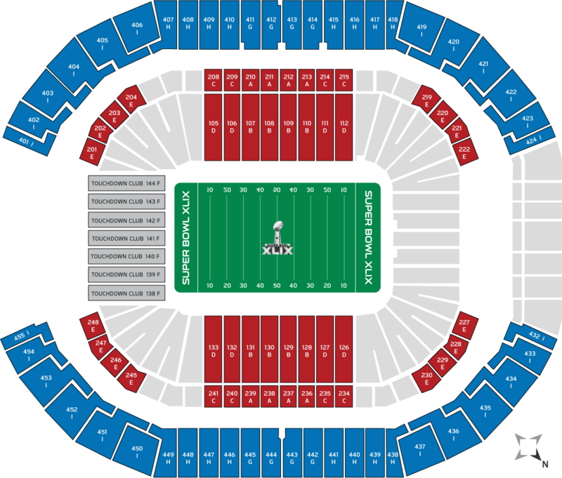SuperBowl 48 Tickets